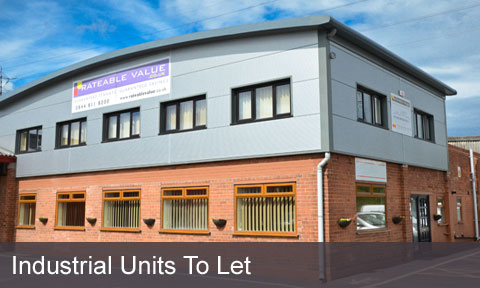 Industrial Units to let